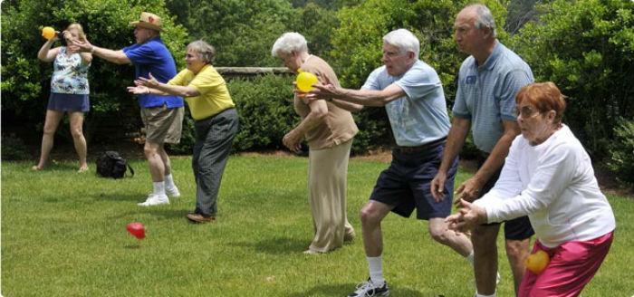 A importância do lazer no envelhecimento